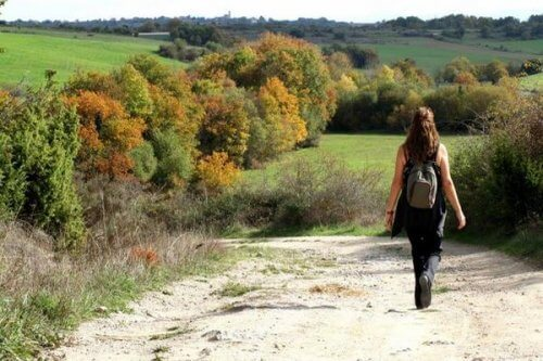 Walking Alters Your Brain when You Suffer from Depression