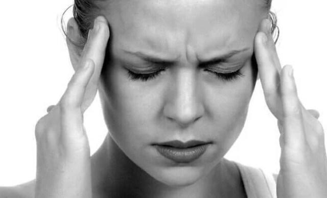 extreme head pain