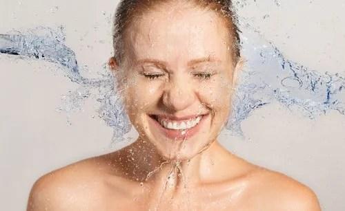 Water activates metabolism