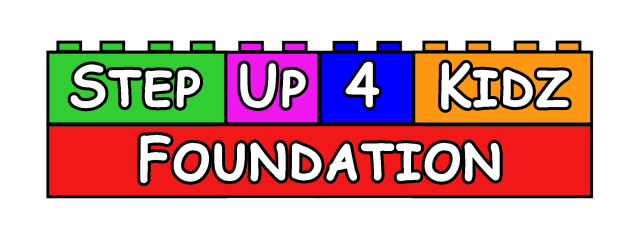 Step Up 4 Kidz Foundation Logo