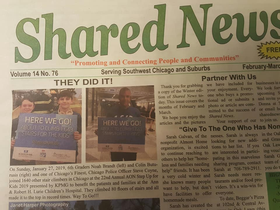 Shared News Feb-March 2019