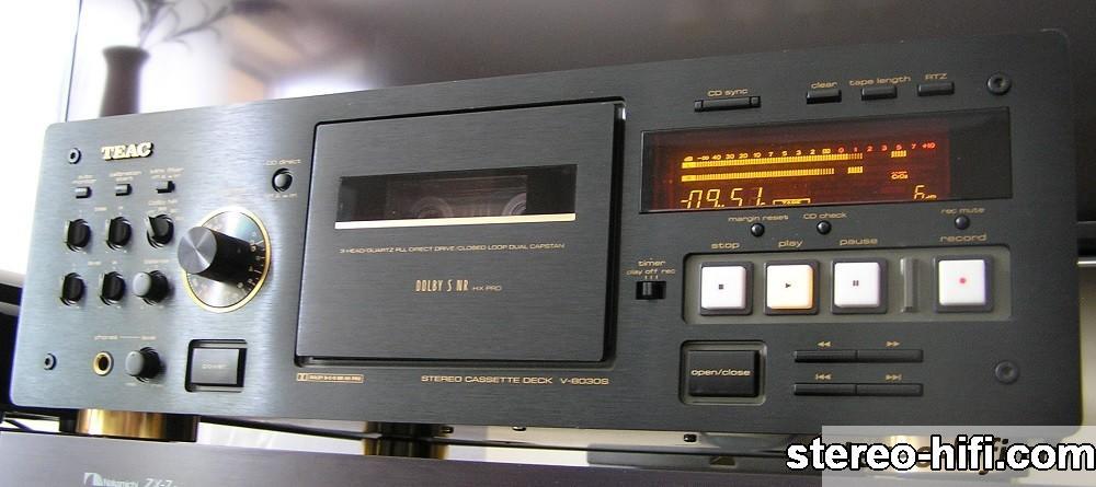 TEAC V-8030S