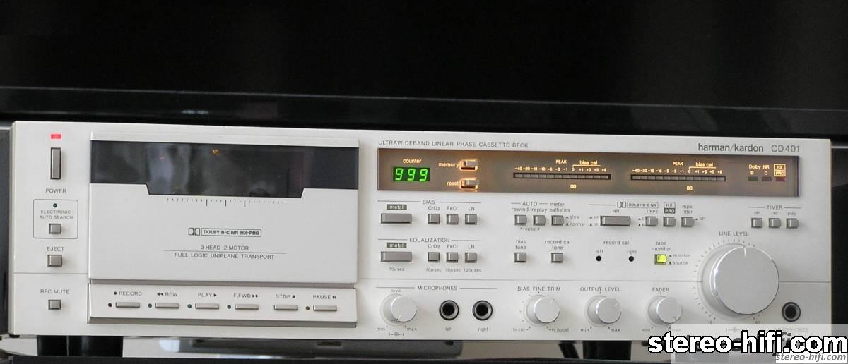 Harman Kardon CD401 front