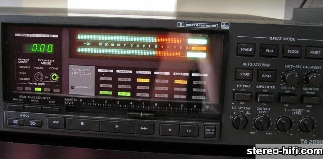 Onkyo Integra TA-2900 wyświetlacz