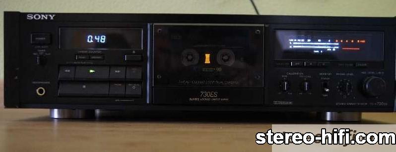 Sony TC-K730ES front