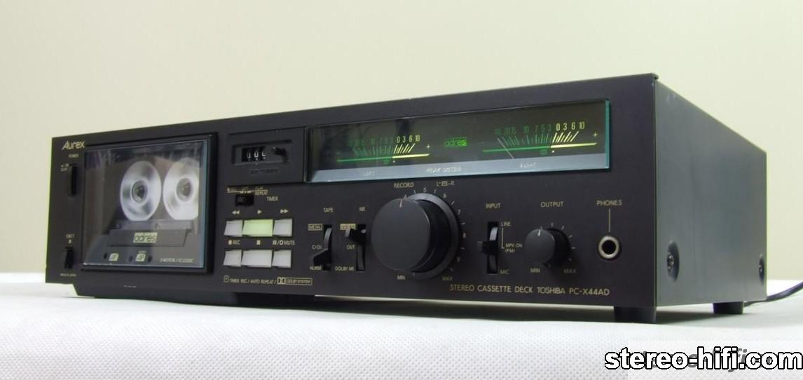 Toshiba PC-X44AD front