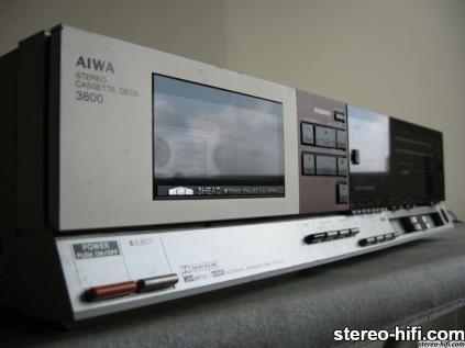 %name Aiwa AD 3800