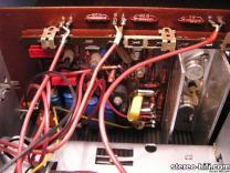 ZK 120 T - elektronika