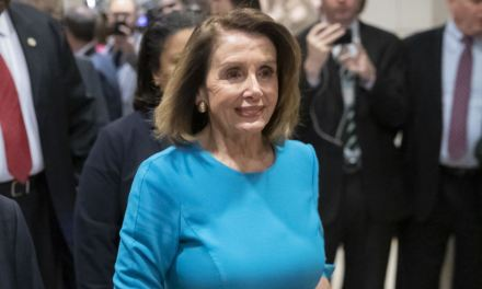 Pelosi confía en que será líder de Cámara de Representantes