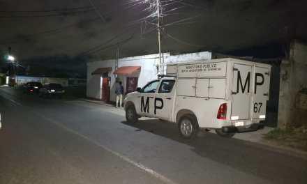 Reportan robo en vivienda de La Esperanza