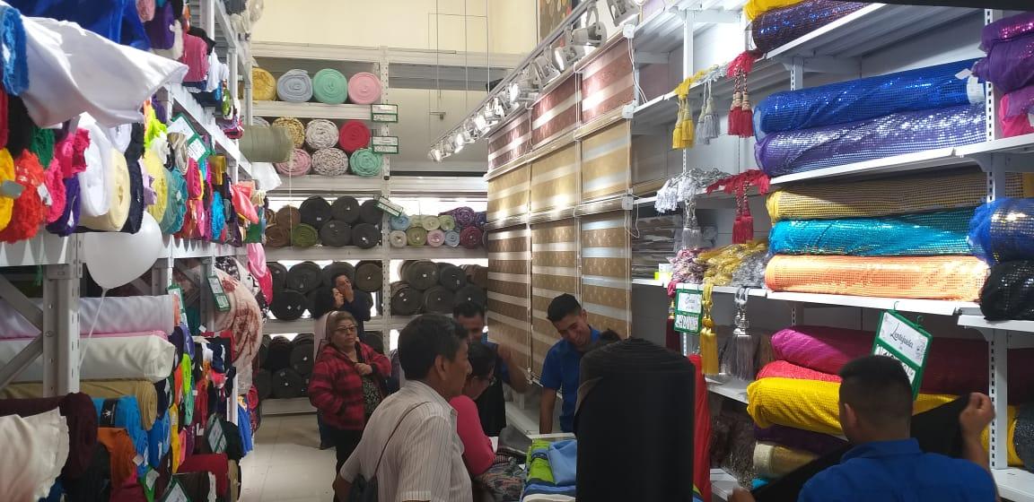 Textiles San Francisco abre su cuarta sucursal en Xela
