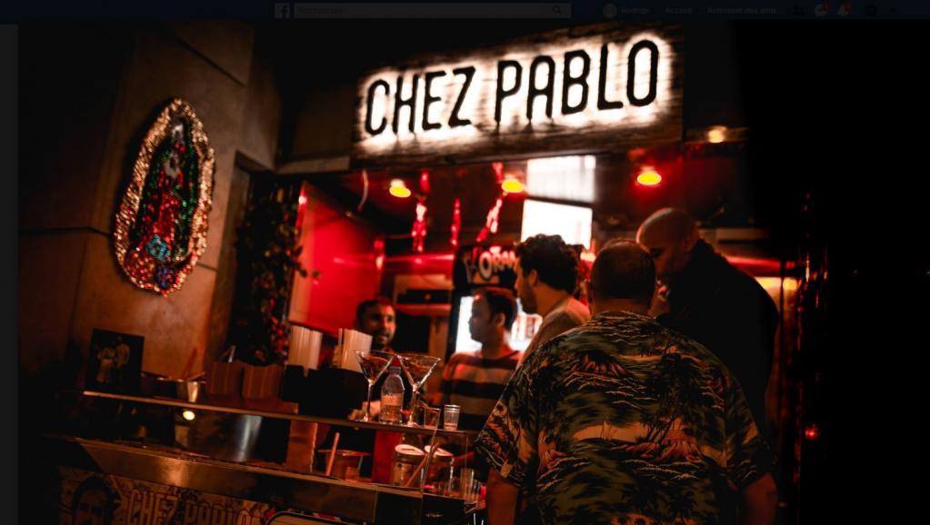 Polémico bar parisino que rinde homenaje a Pablo Escobar