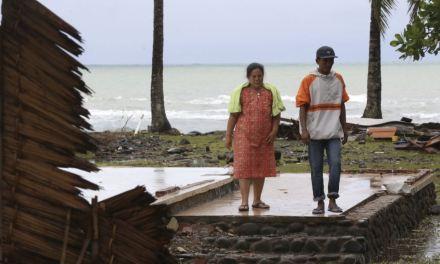 Indonesia: Tsunami deja al menos 430 muertos y cientos de heridos