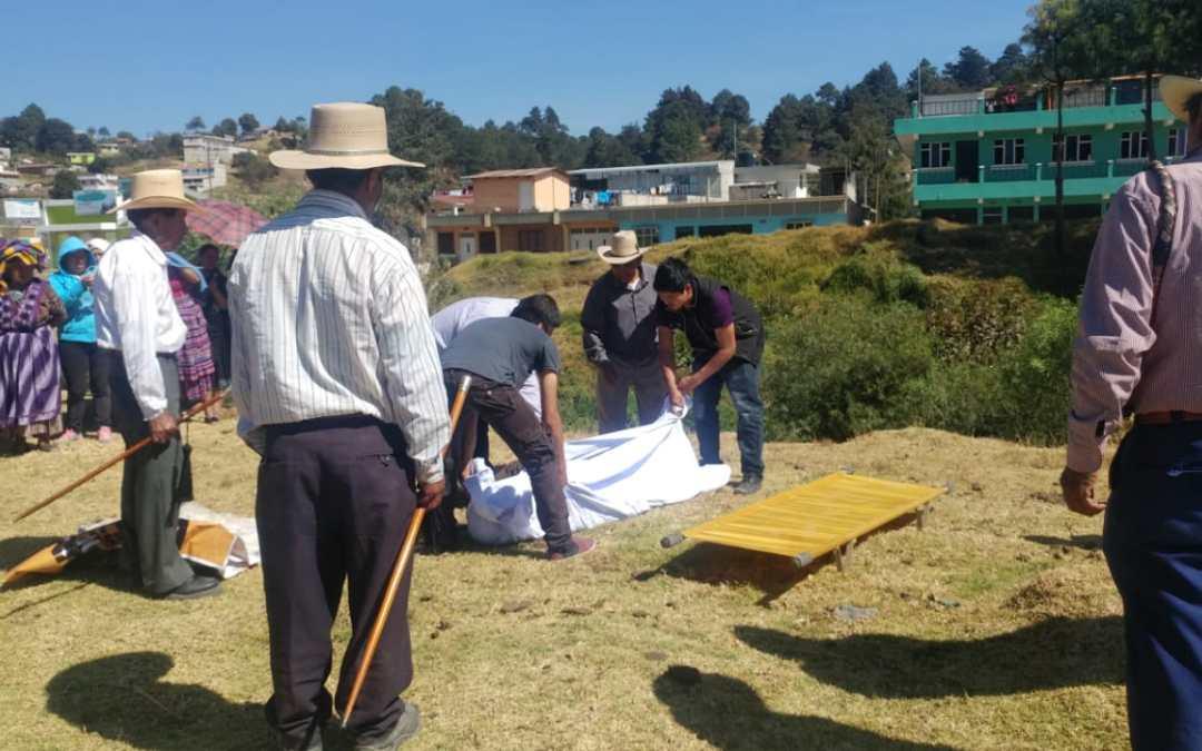 Identifican cadáver hallado en el río Xequijel