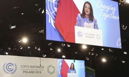 Líderes del mundo se reúnen en Polonia en cumbre climática de la ONU