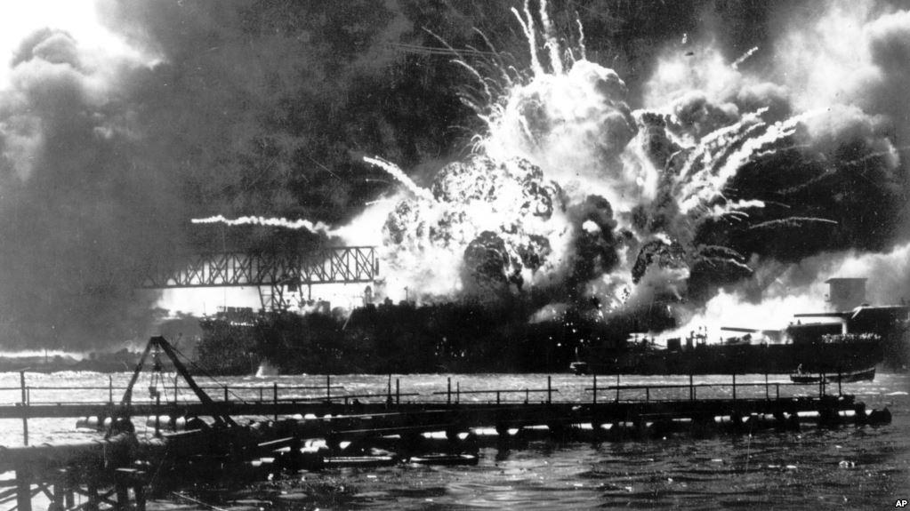 EE.UU. recuerda el aniversario 77 del ataque japonés a Pearl Harbor