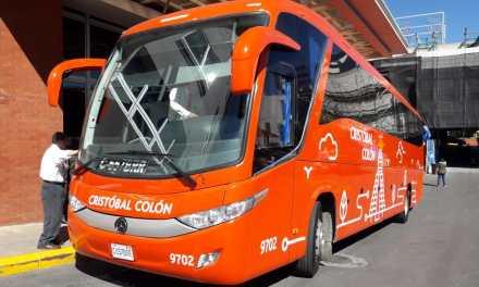Línea mexicana de transporte llega a Quetzaltenango