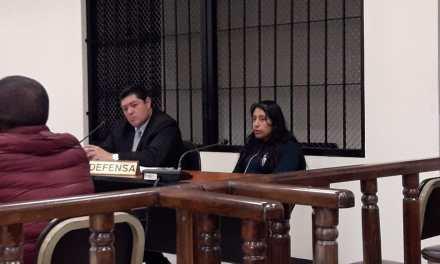 MP desiste de solicitar reparación digna a condenada por extorsión