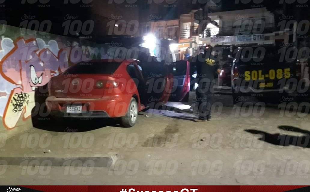 Encuentran muerto al principal sospechoso de matar al mayor de bomberos Carlos Juárez Izquierdo