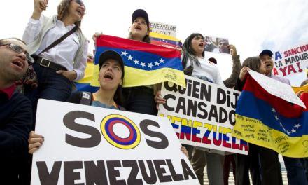 EE.UU.: Presentan proyecto de ley para otorgar TPS a venezolanos