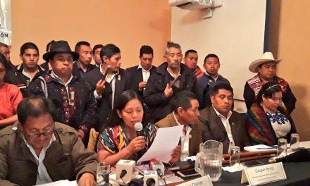 ¿Qué dice el Consejo Maya K'iche' sobre contaminación electoral?