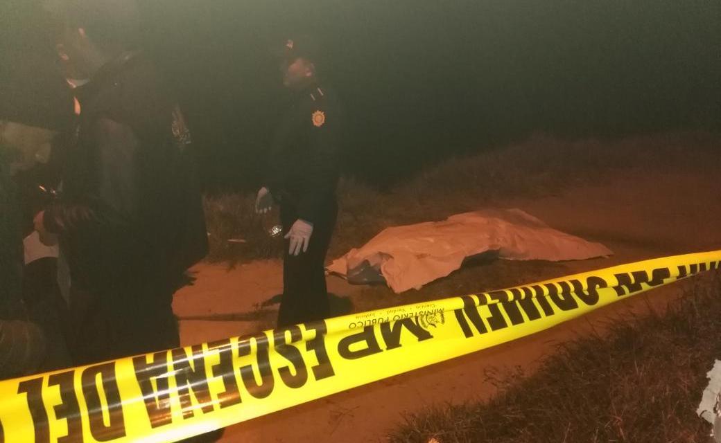Cadáver encontrado en Salcajá no fue identificado
