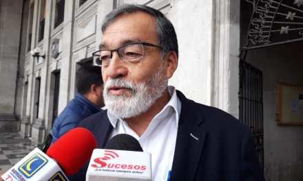 """Alcalde de Xela califica como """"buena"""" su gestión de gobierno municipal"""