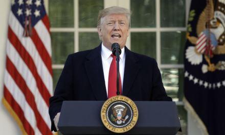 Trump hablará de Venezuela y del muro fronterizo en el discurso del Estado de la Unión