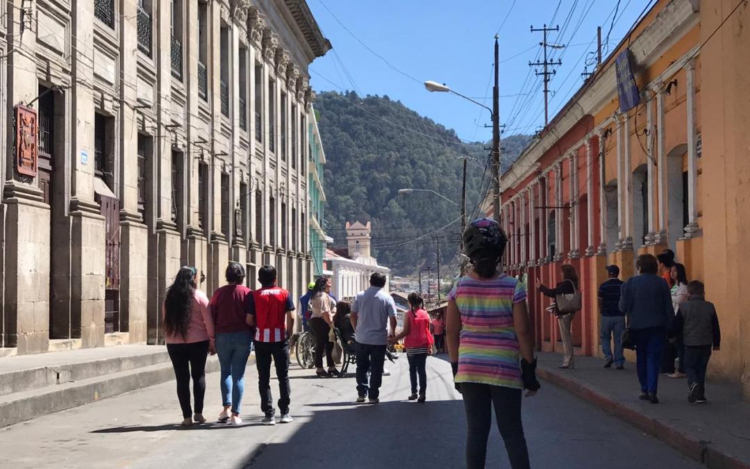 Concejo Municipal decidirá continuidad de paseo San Sebastián