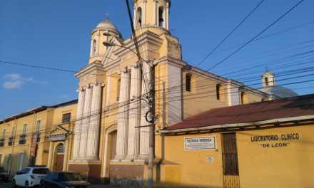 IDAEH trabaja en dictamen para restauración de Iglesia San Juan De Dios
