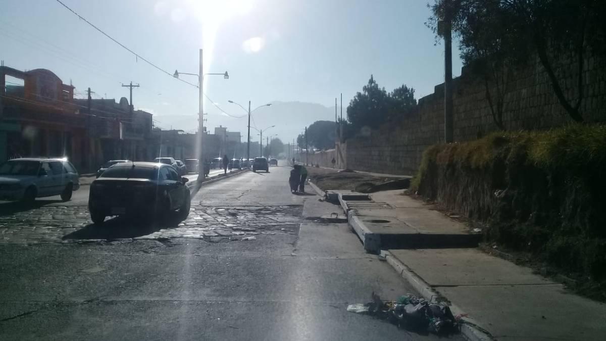 La semana próxima inicia el cierre de calles por proyecto de mejoramiento