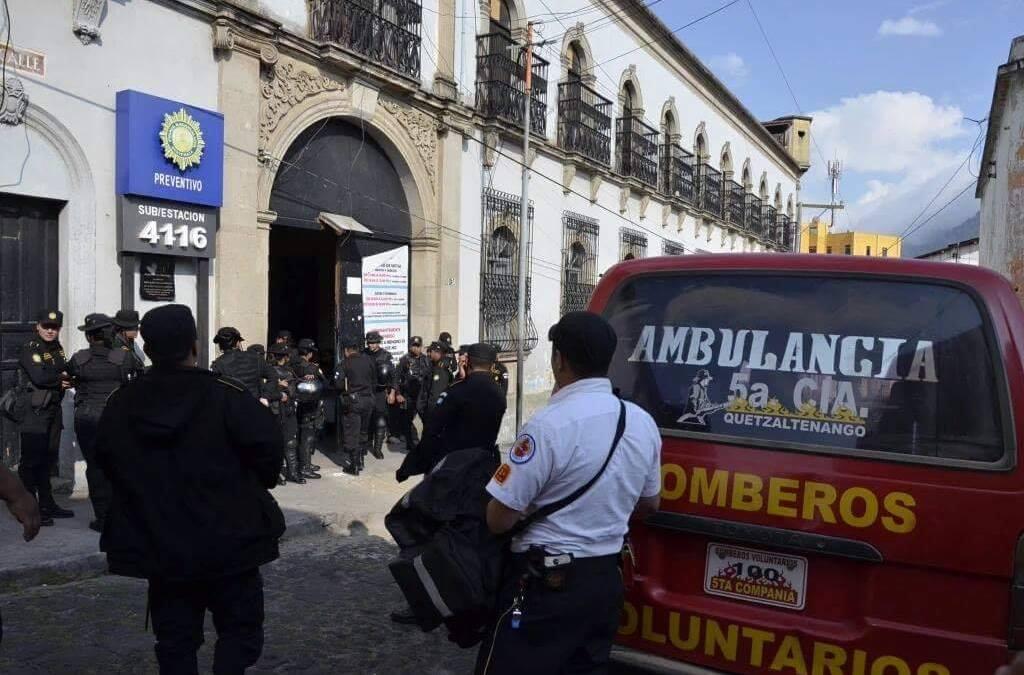 Enfrentan juicio por ataque armado ocurrido en el Preventivo de Xela
