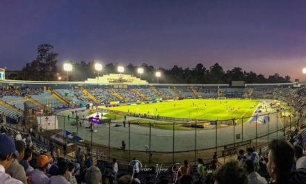 Árbitros para los partidos de este miércoles en Guatemala