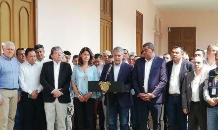 Colombia anuncia paquete de medidas para atender migración venezolana