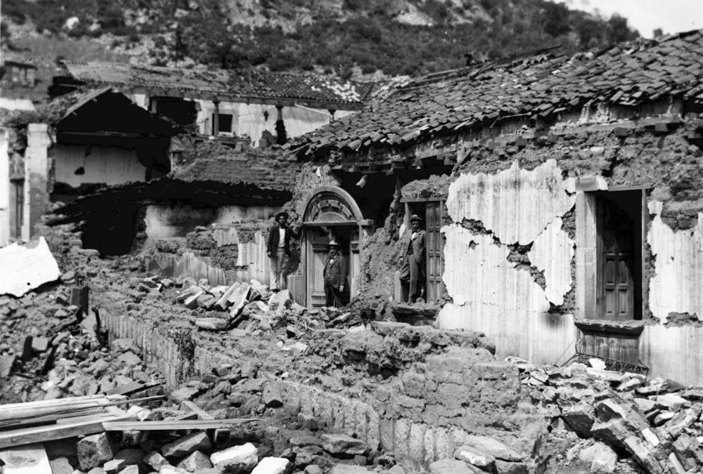 Se cumplen 117 años del terremoto de San Perfecto