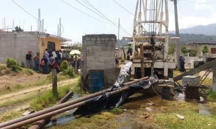 Problemas con el agua potable en La Esperanza, desde hace más de un mes