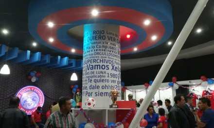 Xelajú inaugura su tienda oficial en Paseo Las Américas