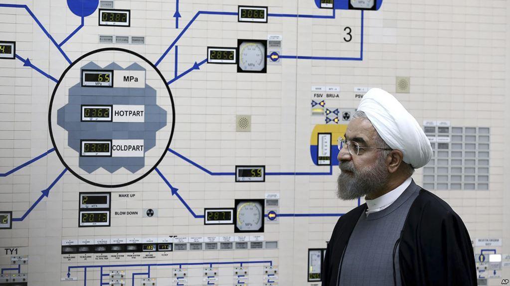 Irán suspende algunos de sus compromisos nucleares