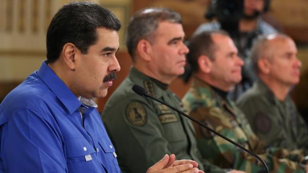 Venezuela, por qué no hubo un alzamiento militar