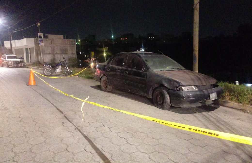 Inacif informa de causa de muerte de hombre hallado en vehículo