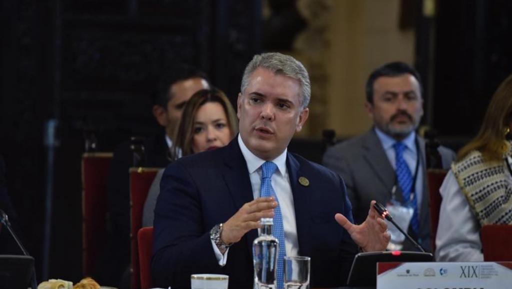 Colombia: Justicia rechaza reformas de Duque al pacto de paz con las FARC