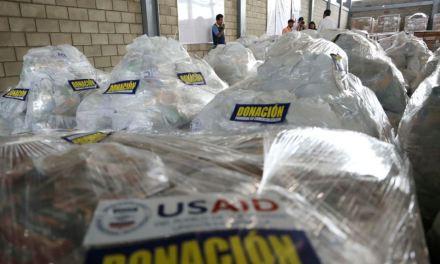Ayuda humanitaria almacenada en Cúcuta será distribuida en Colombia
