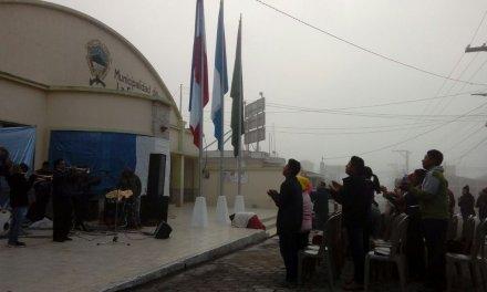 Solicitan reforzar seguridad en La Esperanza, para actividades de feria