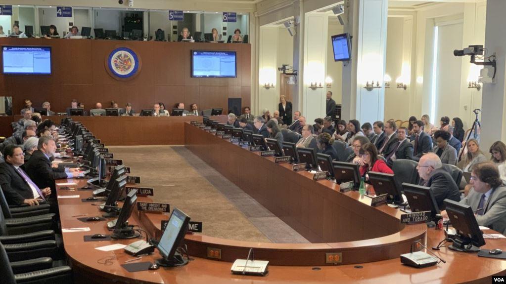 OEA recibe propuestas de candidatos a la CIDH