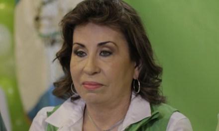 Aún no se descarta antejuicio de Sandra Torres