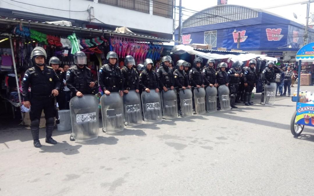 Más de 40 mil agentes PNC para las Elecciones Generales en Guatemala