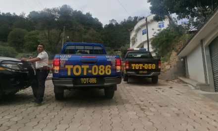 Vecinos de Totonicapán están indignados por la muerte de menor