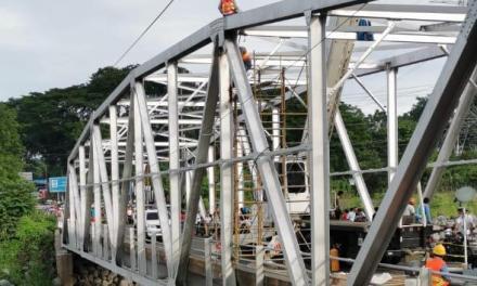 Paso por el puente Castillo Armas en Retalhuleu permanecerá cerrado