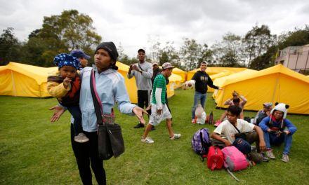 ONU: Casi 71 millones de personas dejan sus casas por guerra y violencia, muchos son venezolanos