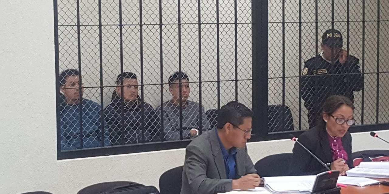 Condenan a tres hombres por secuestrar a comerciante en Salcajá